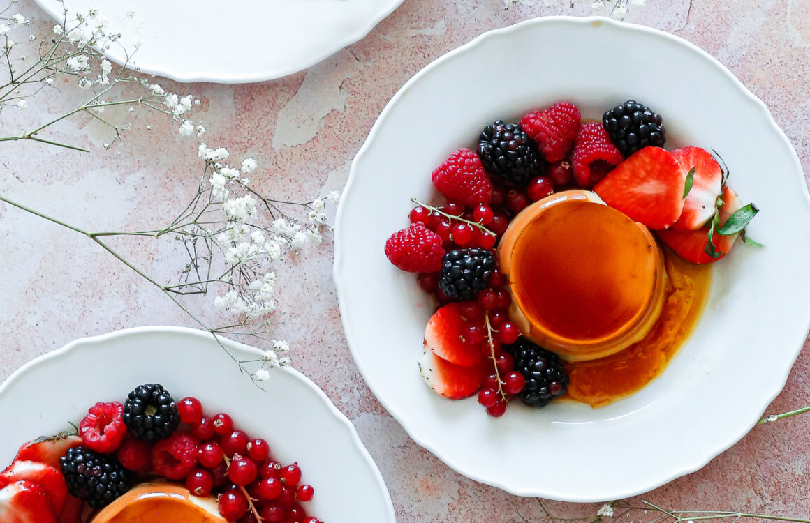 Flan / Crème Caramel