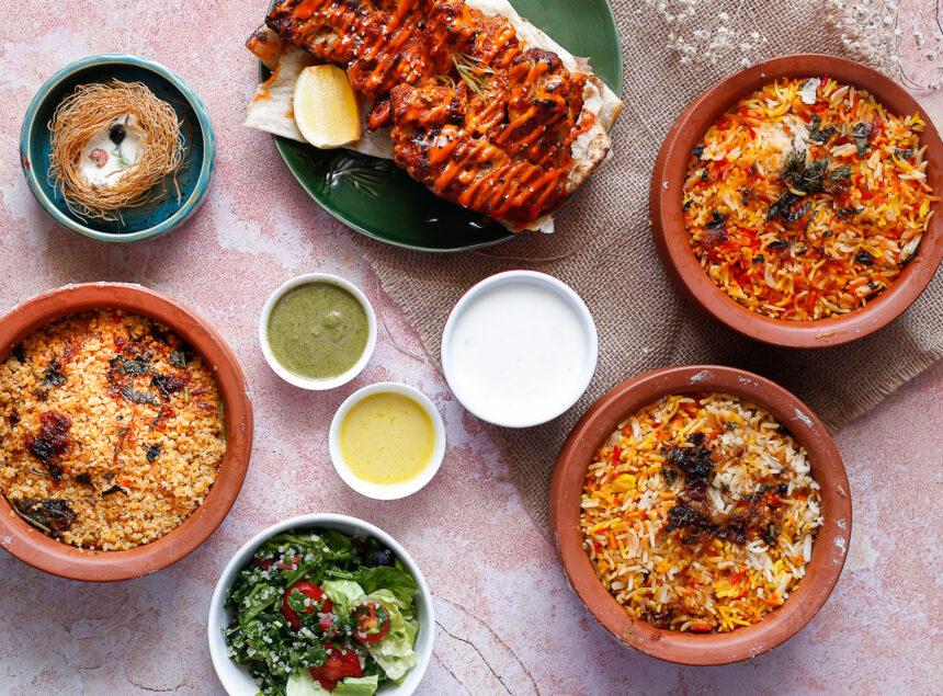 Favorite New Homegrown Restaurants in Dubai